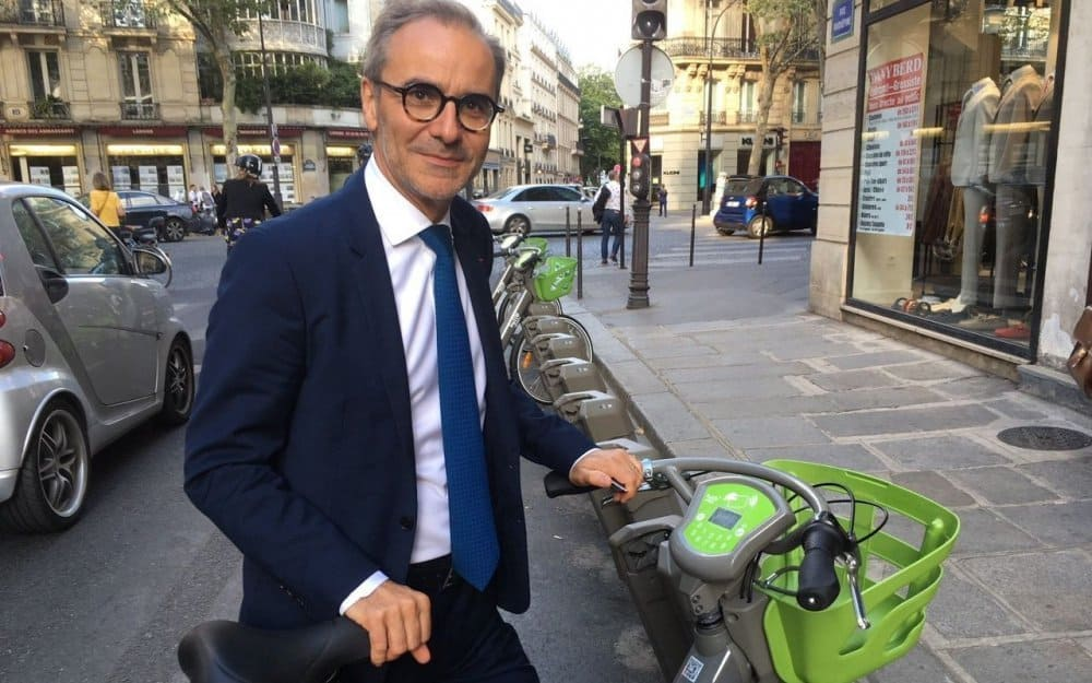 Easy E-Biking - Velib e-bike rentals , helping to make electric biking practical and fun