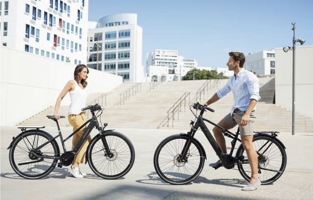 Easy E-Biking - Peugeot city e-bikes, helping to make electric biking practical and fun