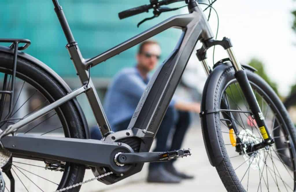 Easy E-Biking - modern city e-bike, helping to make electric biking practical and fun