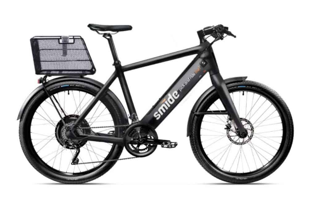 Easy E-Biking - Smide city e-bike, helping to make electric biking practical and fun