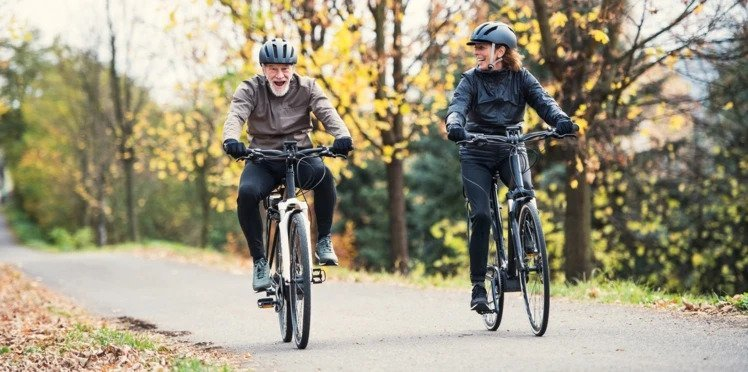 Easy E-Biking - e-biking for seniors, helping to make electric biking practical and fun