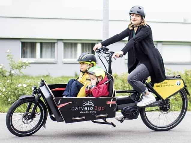 Easy E-Biking - cargo e-bike, helping to make electric biking practical and fun