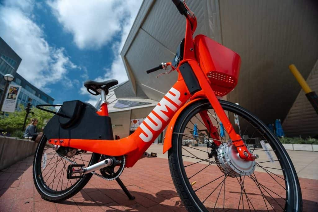 Easy E-Biking - Jump e-bike, helping to make electric biking practical and fun