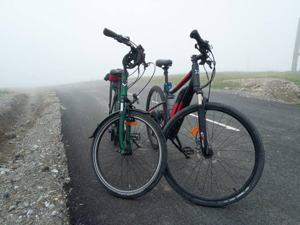 Easy E-Biking - our e-bikes in the mountains, helping to make electric biking practical and fun