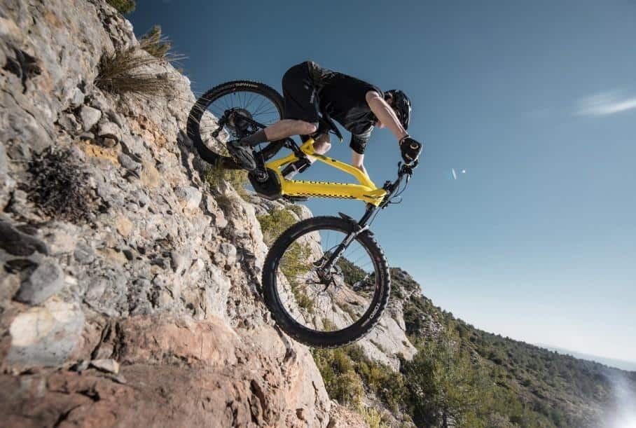 Easy E-Biking - Peugeot mountain e-bike, helping to make electric biking practical and fun