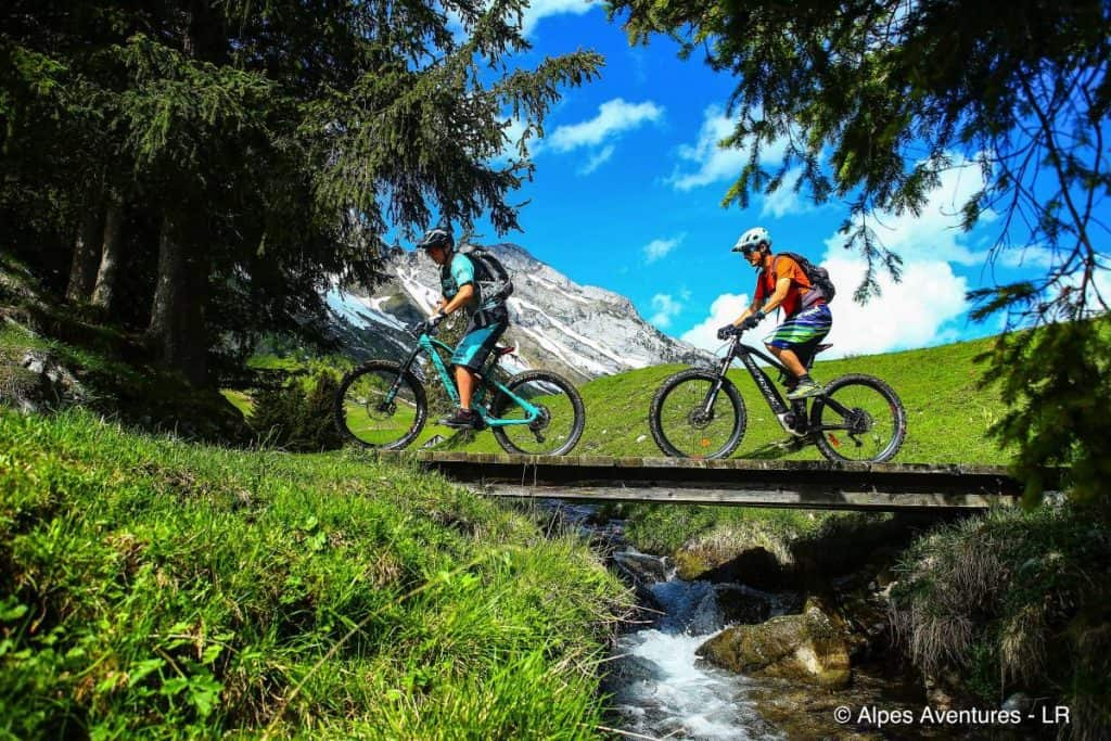 Easy E-Biking - mountain e-biking summer Alpes Aventures, helping to make electric biking practical and fun