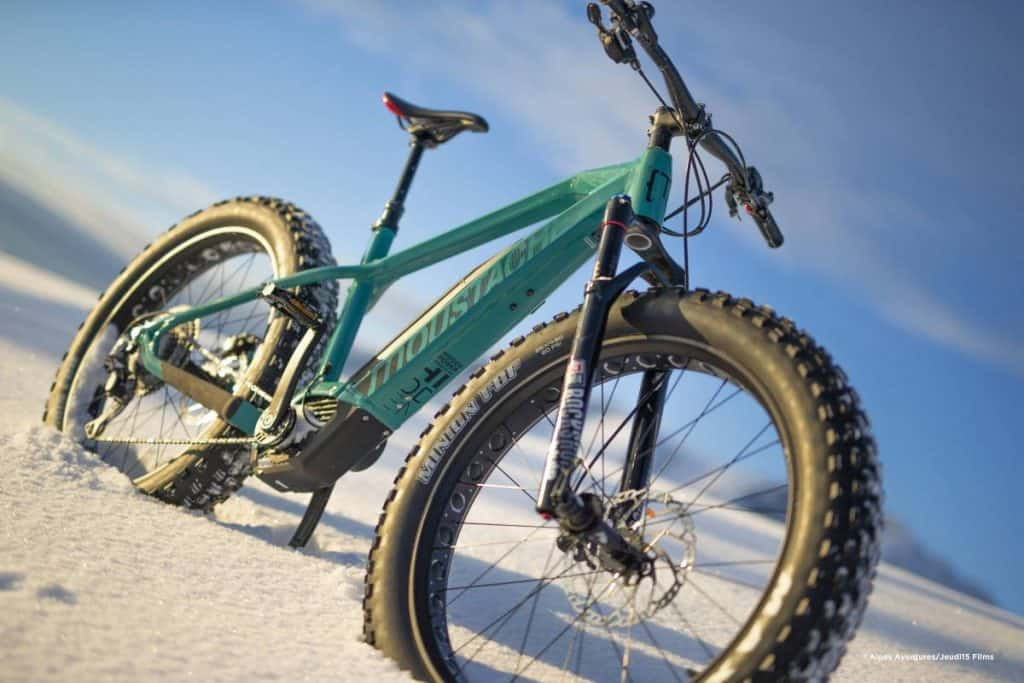 Easy E-Biking - mountain e-biking winter Alpes Aventures, helping to make electric biking practical and fun