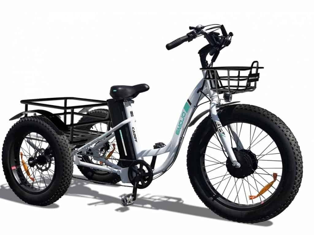 Easy E-Biking - trike electric bicycle, helping to make electric biking