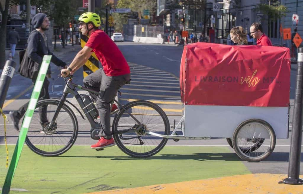 Easy E-Biking - cargo e-bike deliveries, helping to make electric biking practical and fun