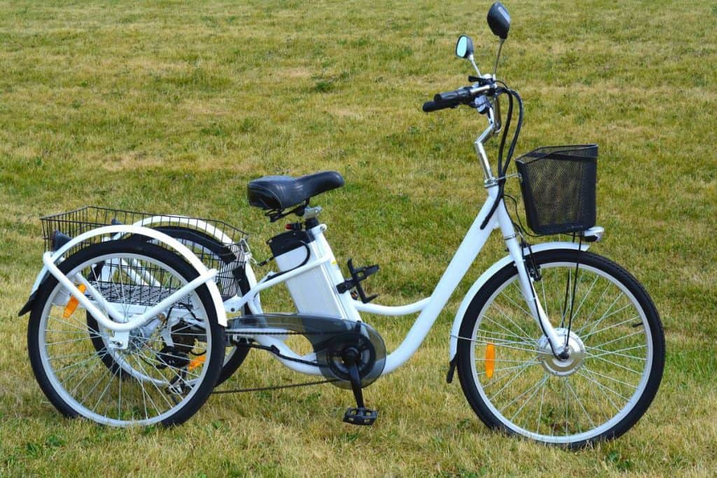 Easy E-Biking - electric trike nature, helping to make electric biking practical and fun