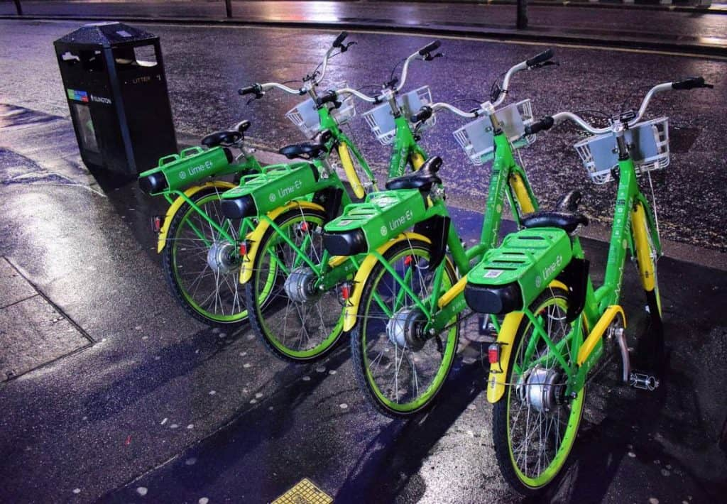 Easy E-Biking - Lime e-bikes city, helping to make electric biking practical and fun