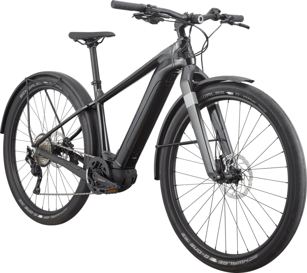 Easy E-Biking - Cannondale Canva Neo 1, helping to make electric biking practical and fun