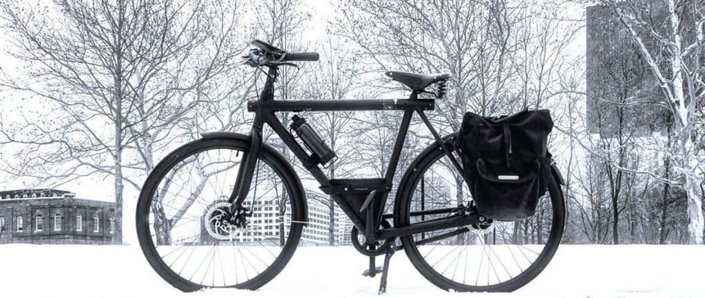 Easy E-Biking - Vanmoof e-bike, helping to make electric biking practical and fun