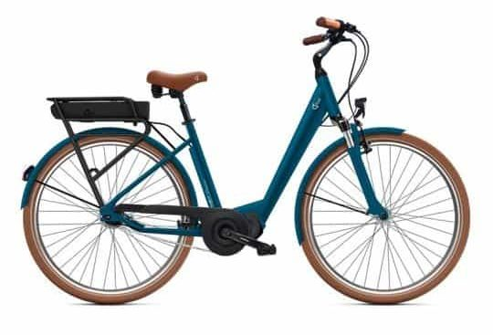 Easy E-Biking - O2feel city e-bike, helping to make electric biking practical and fun