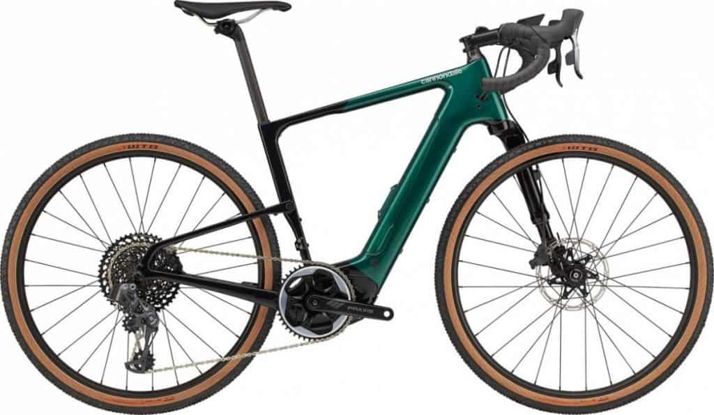 Easy E-Biking - Cannondale Topstone Neo Carbon e-bike, helping to make electric biking practical and fun