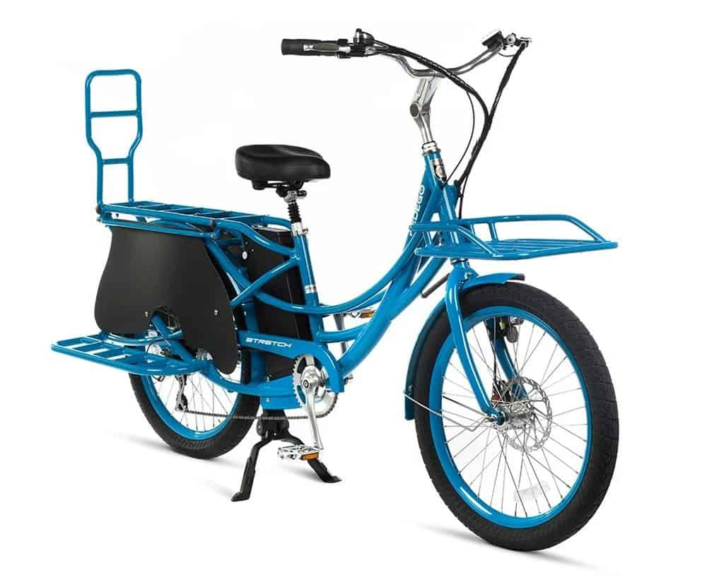 Easy E-Biking - Pedego Stretch e-bike, helping to make electric biking practical and fun
