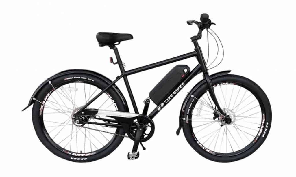 Easy E-Biking - Zize A New Leaf e-bike, helping to make electric biking practical and fun