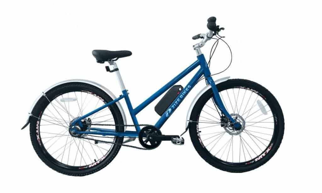 Easy E-Biking - Zize Time Your Life e-bike, helping to make electric biking practical and fun