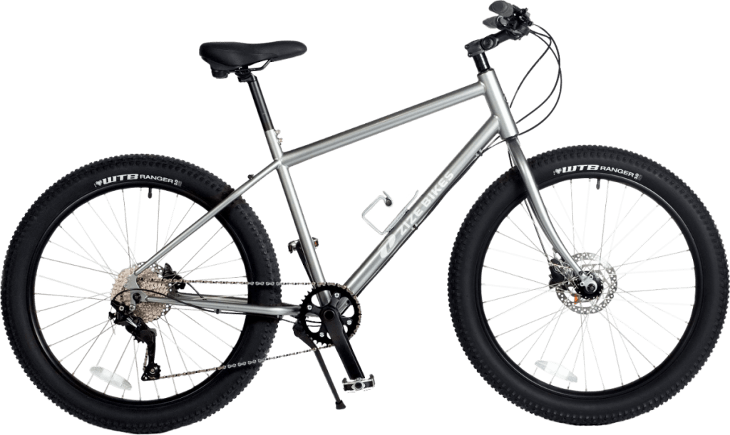 Easy E-Biking - Zize Yonder e-bike, helping to make electric biking practical and fun