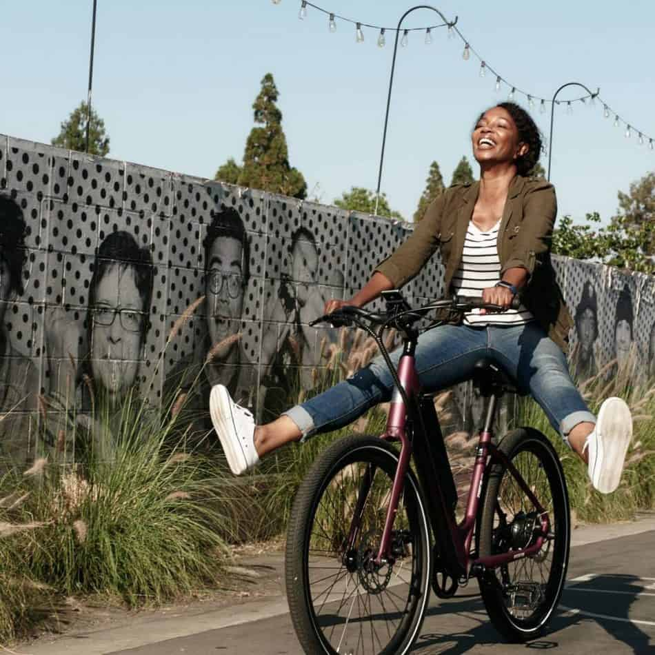 Easy E-Biking - Aventon Pace 350 electric bike, helping to make electric biking practical and fun