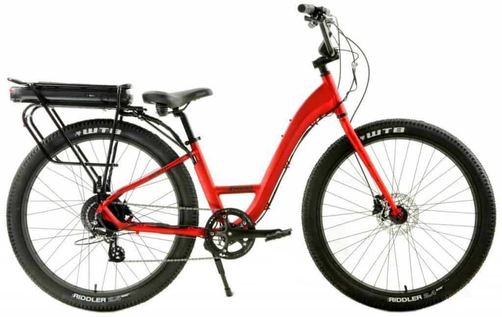 Easy E-Biking - Gravity X-Rod electric bike, helping to make electric biking practical and fun