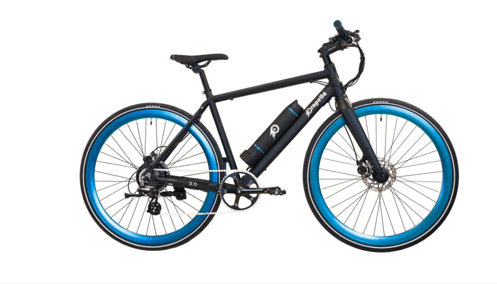 Easy E-Biking - Propella electric bike, helping to make electric biking practical and fun