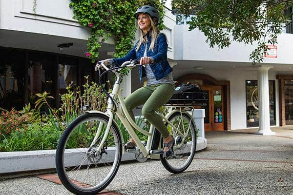 Easy E-Biking - Blix Aveny electric bike, helping to make electric biking practical and fun