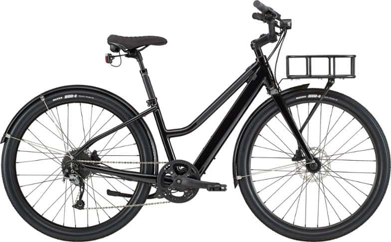 Easy E-Biking - Cannondale Treadwell Neo EQ Remixte electric bike, helping to make electric biking practical and fun