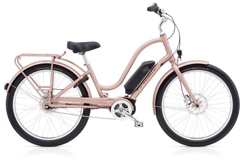 Easy E-Biking - Electra Townie GO! Step-Through Womens electric bike, helping to make electric biking practical and fun