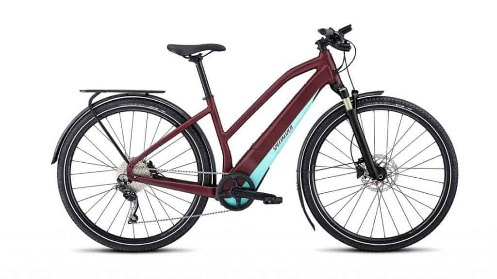 Easy E-Biking - Specialized Women's Turbo Vado electric bike, helping to make electric biking practical and fun
