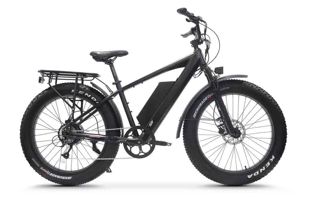 Easy E-Biking - Juiced RipCurrent electric bike, helping to make electric biking practical and fun