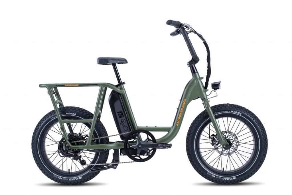 Easy E-Biking - RadPower Rad Runner electric bike, helping to make electric biking practical and fun