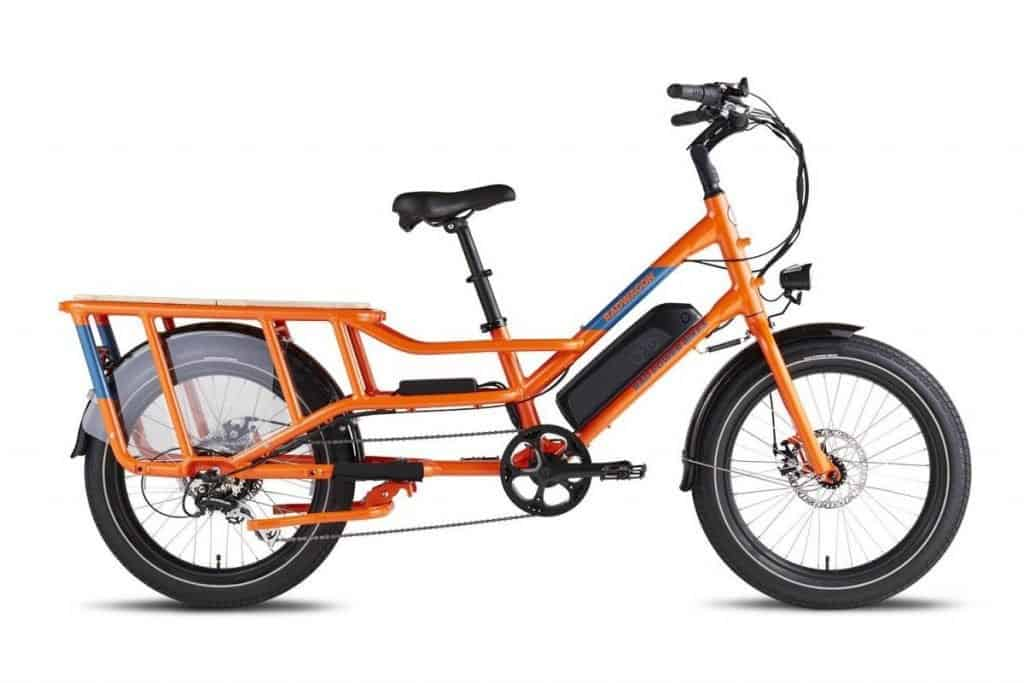 Easy E-Biking - RadPower RadWagon electric bike, helping to make electric biking practical and fun