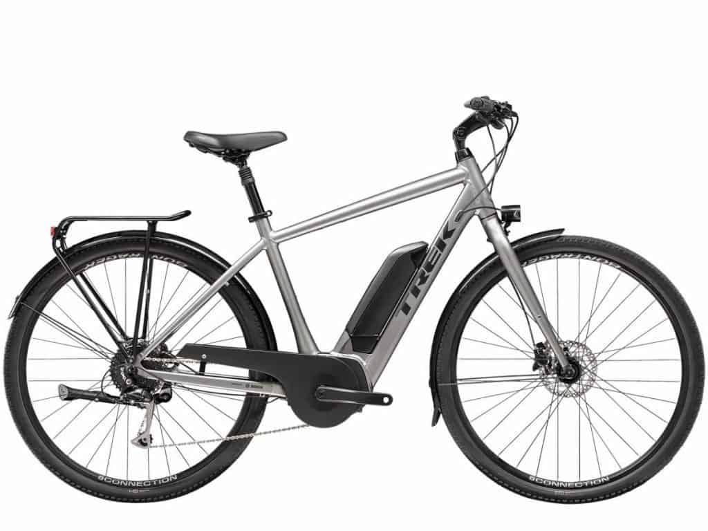 Easy E-Biking - Trek Verve +2 electric bike, helping to make electric biking practical and fun