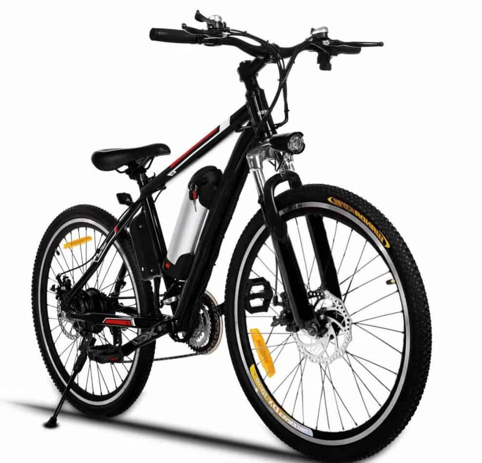 Easy E-Biking - Aceshin eMTB electric bike, helping to make electric biking practical and fun