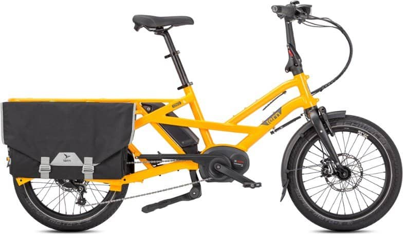 Easy E-Biking - Tern GDS S10 electric bike, helping to make electric biking practical and fun