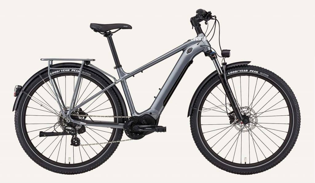 Easy E-Biking - Charge XC electric mountain bike, helping to make electric biking practical and fun