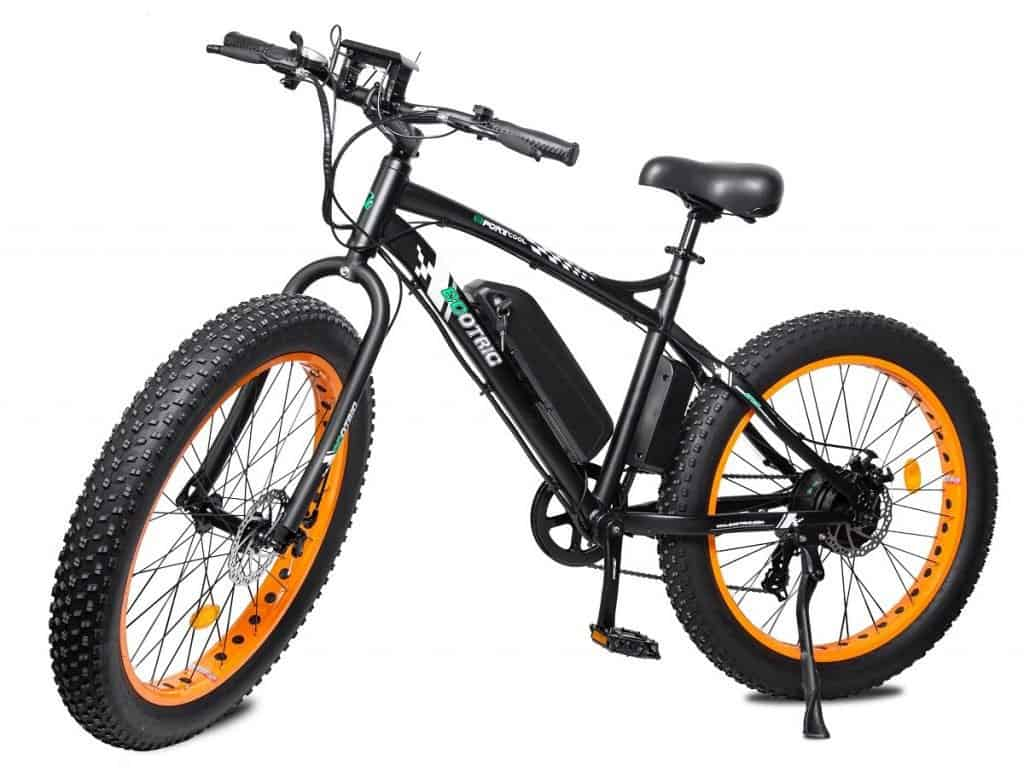 Easy E-Biking - Ecotric fat tire electric bike, helping to make electric biking practical and fun