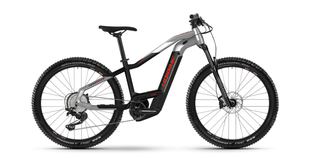 Easy E-Biking - Haibike Trail electric bike, helping to make electric biking practical and fun