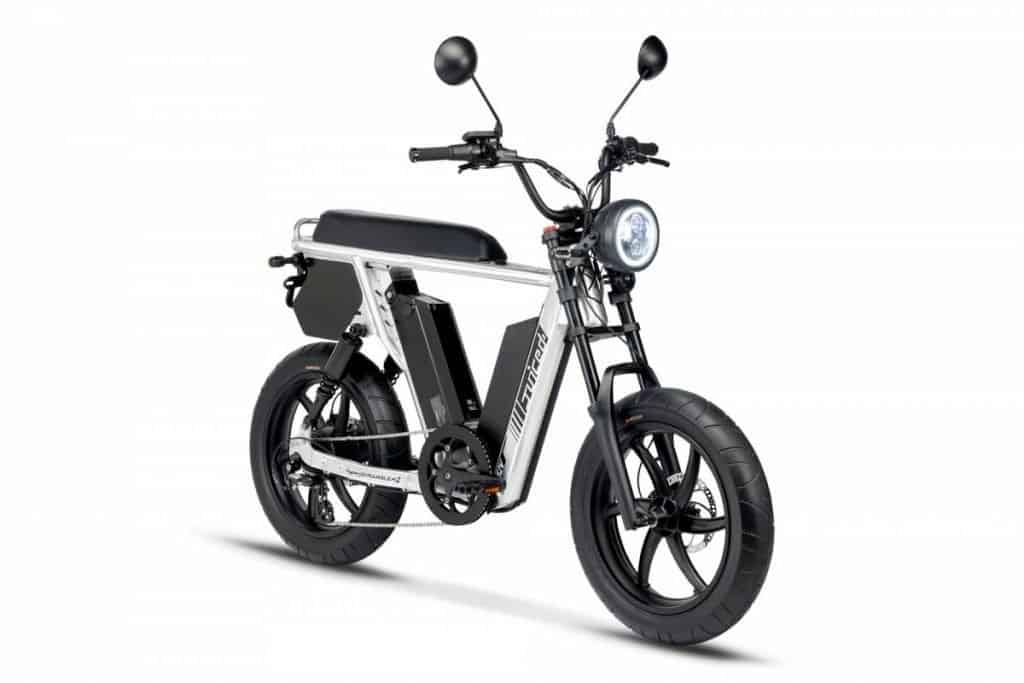 Easy E-Biking - Juiced HyperScrambler electric bike, helping to make electric biking practical and fun