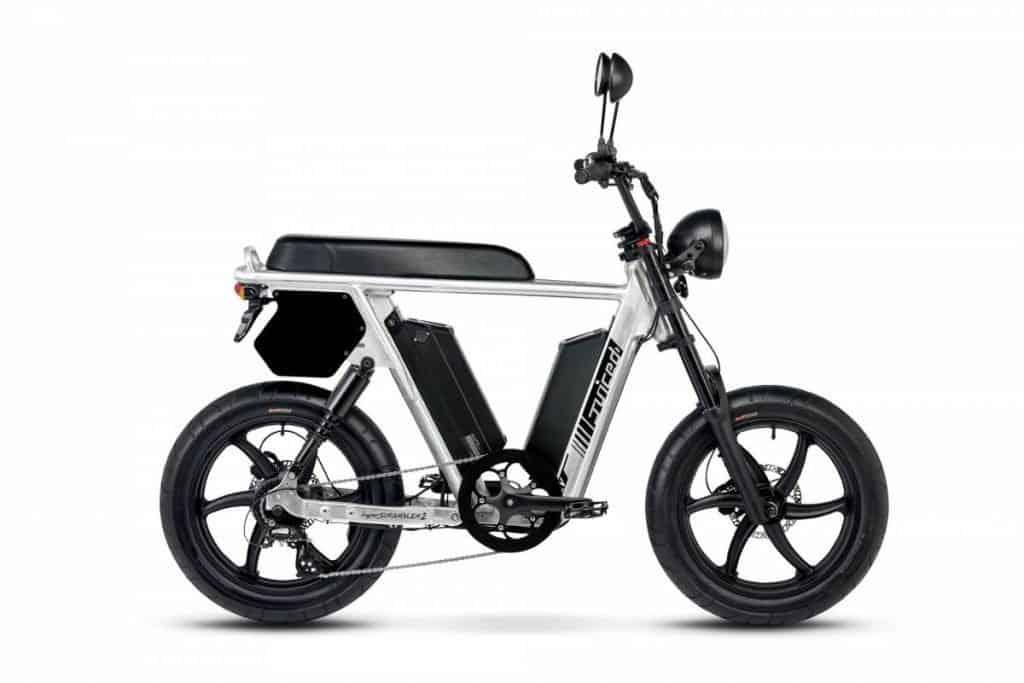 Easy E-Biking - Juiced HyperScrambler electric bike, helping to make electric biking practical and fun