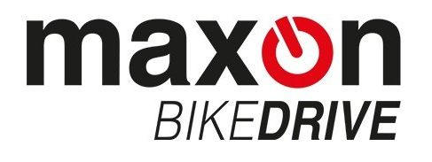 Easy E-Biking - Maxon e-bike brand logo, helping to make electric biking practical and fun