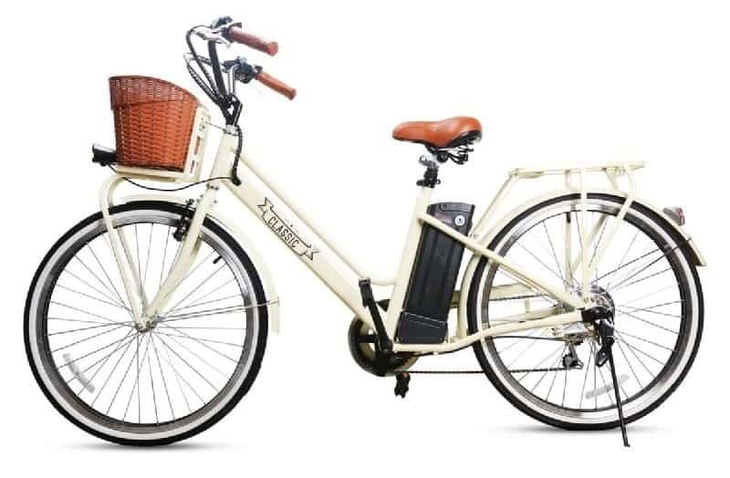 Easy E-Biking - Nakto cargo electric bike, helping to make electric biking practical and fun