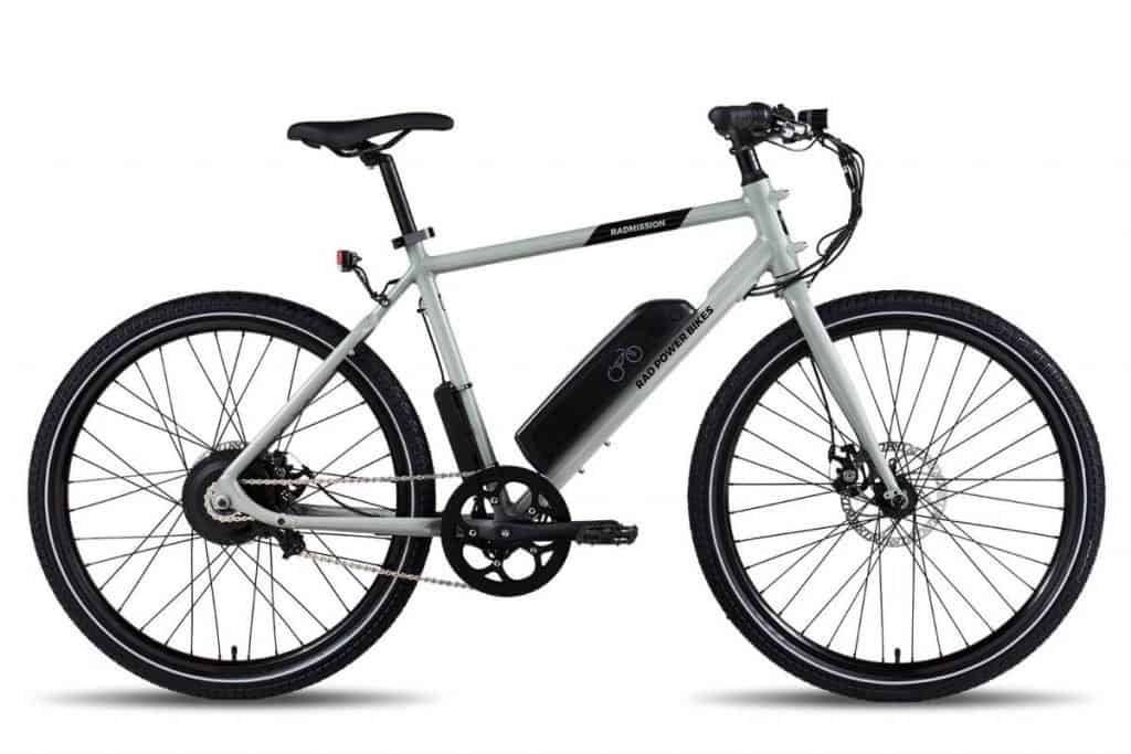 Easy E-Biking - RadPower RadMission electric bike, helping to make electric biking practical and fun