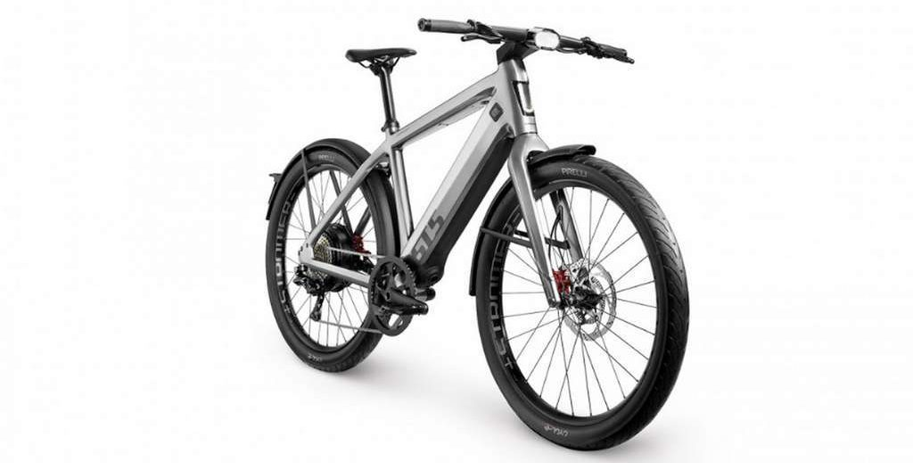 Easy E-Biking - Stromer ST5 electric bike, helping to make electric biking practical and fun