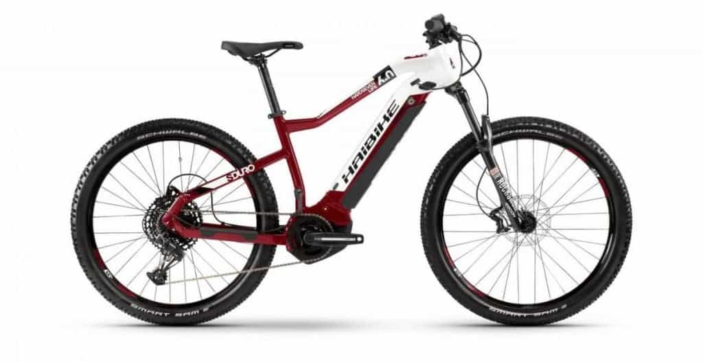 Easy E-Biking - Haibike SDURO electric bike, helping to make electric biking practical and fun