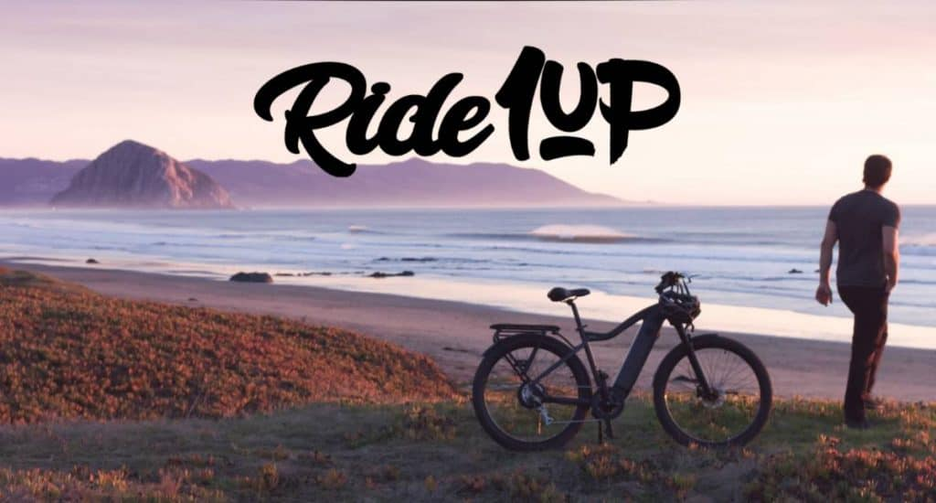 Easy E-Biking - Ride1Up electric bike logo, helping to make electric biking practical and fun