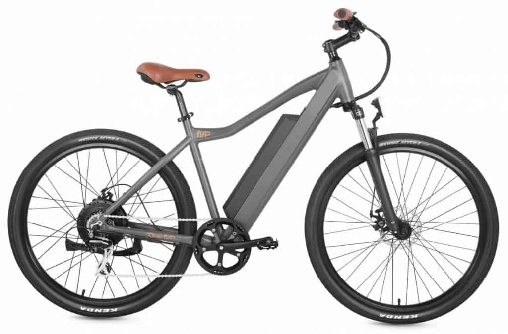 Easy E-Biking - Ride1Up 500 series electric bike, helping to make electric biking practical and fun