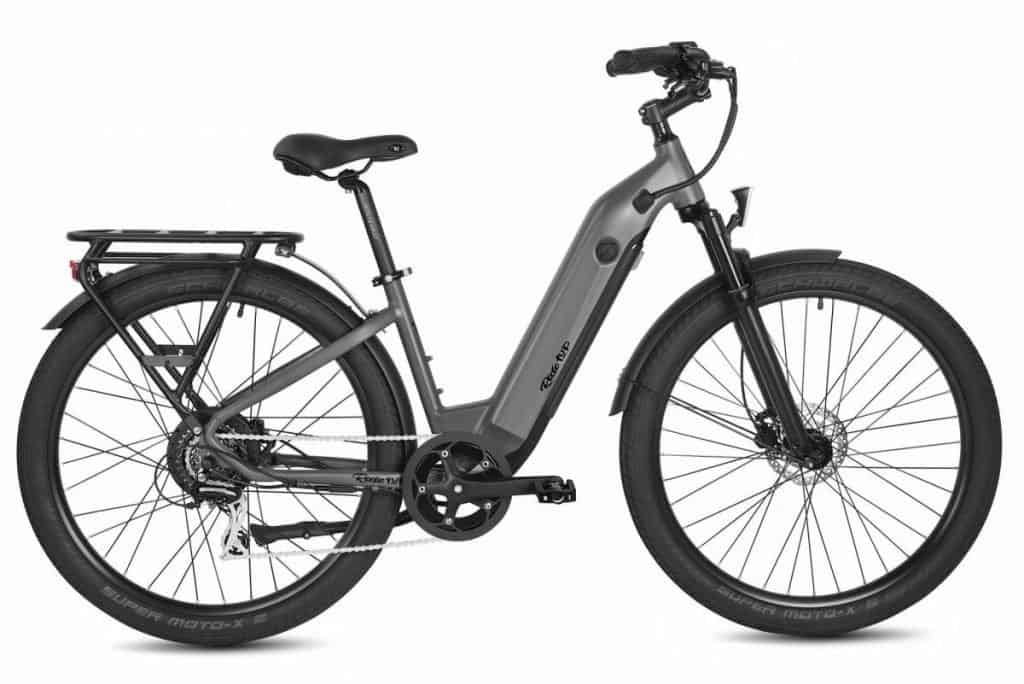 Easy E-Biking - Ride1Up 700 series electric bike, helping to make electric biking practical and fun