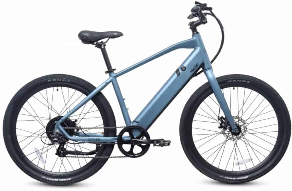 Easy E-Biking - Ride1Up Core electric bike, helping to make electric biking practical and fun
